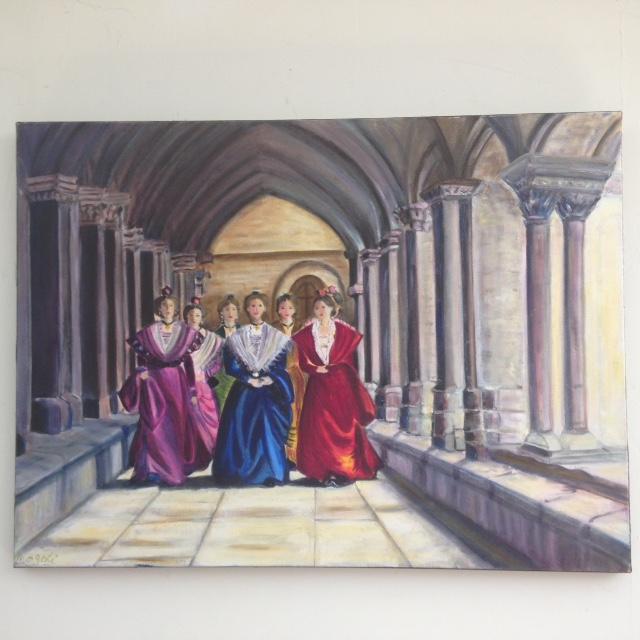 cloitre st Trophime et Arlésiennes