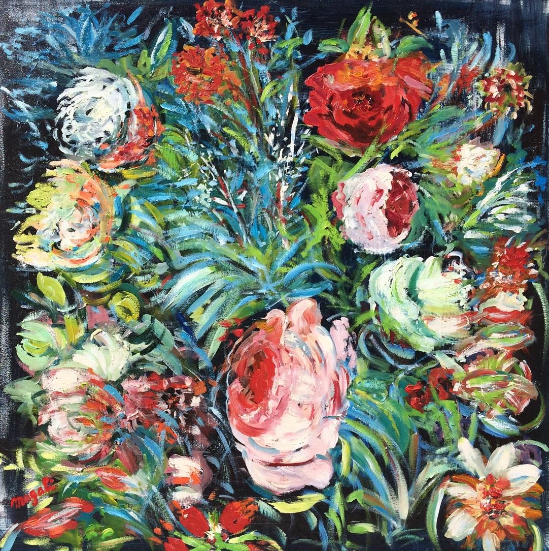 Elucubrations florales 70*70