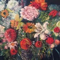 gros plan bouquet