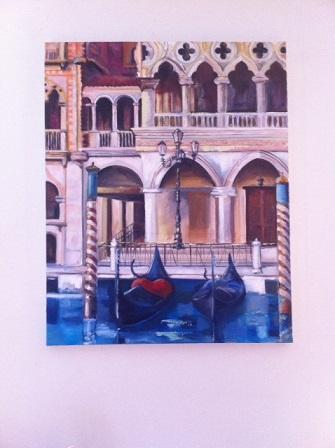 Un hotel particulier à Venise  VENDU