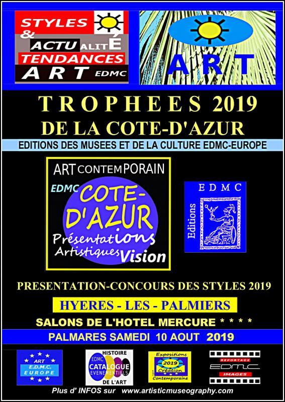 Affiche exposition aout 2019