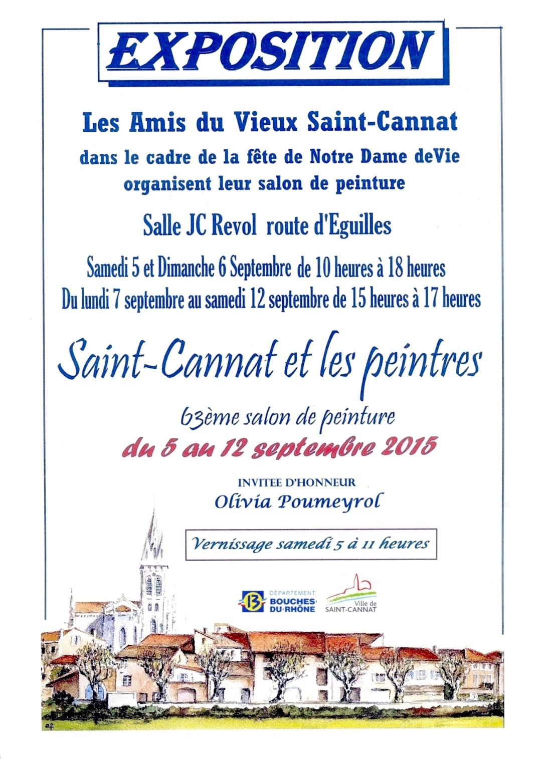 Expo concours st cannat