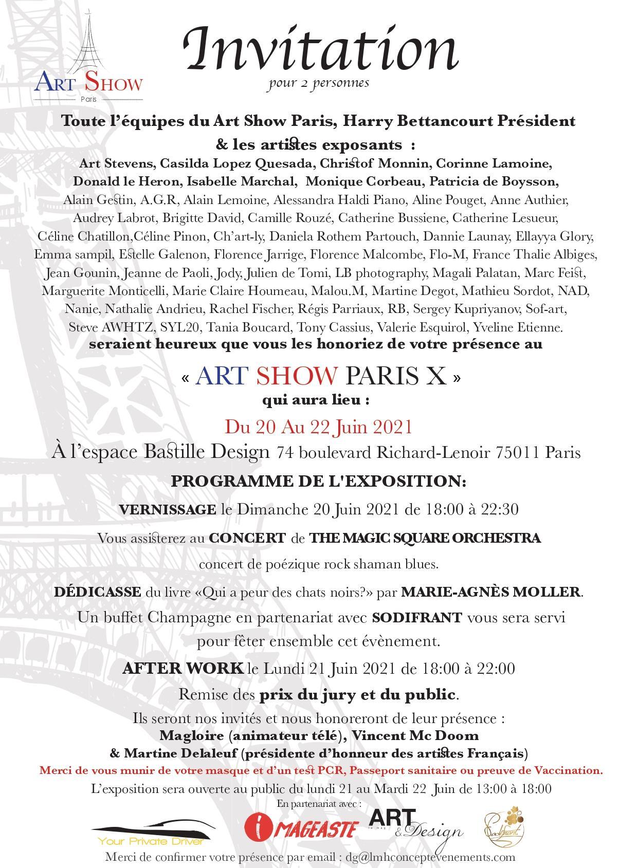 Invitation art show paris x page 0001